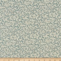 Lewis & Irene Winter In Bluebell Wood Mistletoe Linen