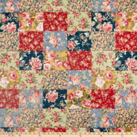 "STOF France 106"" Pre Quilted Jeanne Multicolore"