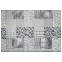 "STOF France 106"" Pre Quilted Claudette Gris"