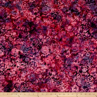 Island Batik British Rose Cherwell Cotton Candy