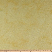 Island Batik Dear William Acanthus Wheat