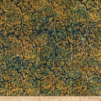Island Batik Dear William Acanthus Eggplant