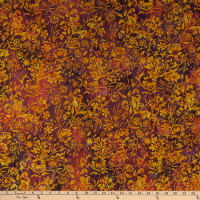 Island Batik Dear William Cherwell Mixed Berry