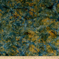 Island Batik Jungle Cruise Fern Leaf Baja