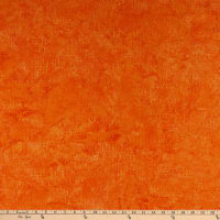 Island Batik Whatnot Square Dot Orange