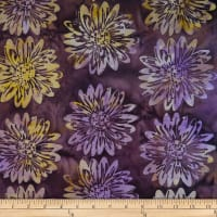 Batik by Mirah Bonanza Florals Cinema Brown
