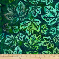 Batik by Mirah Day Cruise Leaves Green Siera