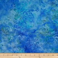 Batik by Mirah Day Cruise Fish Remote Blue