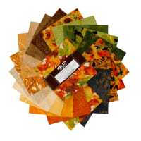 Kaufman Charm Squares Giving Thanks 42 Pcs