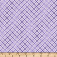Kaufman Beckford Terrace Plaid Wisteria
