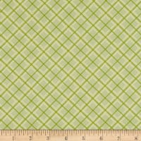 Kaufman Beckford Terrace Plaid Green