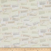 Kaufman Out Of Print Index Cards White