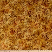 Kaufman Artisan Batiks Cornucopia 10 Maple Leaves Autumn