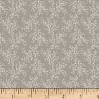 P&B Textiles/WSS Sonnet Spray Dusty Silver