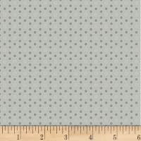 P&B Textiles Basically Hugs Flannel Hexies Grey