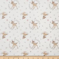 Disney Fashion Trend Framed Bambi Cream