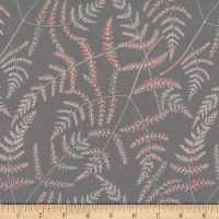Michael Miller Forest Gifts Wood Fern Clay