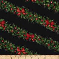 Michael Miller Happy Holly-Days Holly-Day Garland Garland