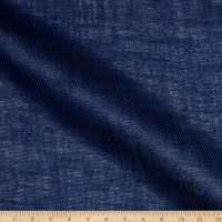 Jafar Burlap Navy (Bolt, 15 Yards)