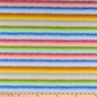 Kaffe Fassett Collective for FreeSpirit Diamond Stripe Multi