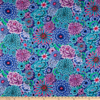 Kaffe Fassett Collective for FreeSpirit Enchanted Blue