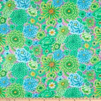 Kaffe Fassett Collective for FreeSpirit Enchanted Green