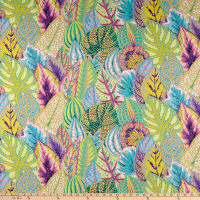 Kaffe Fassett Collective for FreeSpirit Coleus Contrast