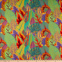 Kaffe Fassett Collective for FreeSpirit Coleus Gold