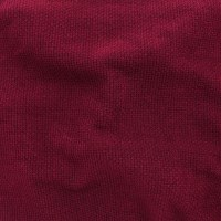 Telio Mika Pique Sweater Knit Bordeaux