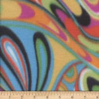 Polar Fleece Tiffany Multi