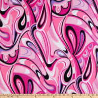Polar Fleece Tiffany Pink