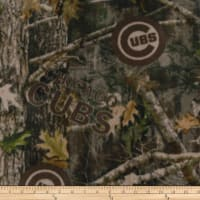 True Timber Fleece Chicago Cubs Camo