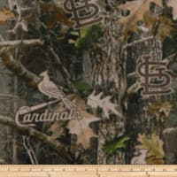 True Timber Fleece St. Louis Cardinals Camo