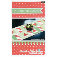 Riley Blake Designs Hats off to Santa Quilt Kit