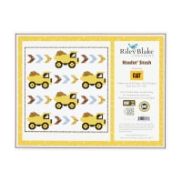 Riley Blake Designs Haulin' Trucks Quilt Kit Multi