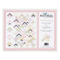 Riley Blake Designs Over the Rainbow Quilt Kit  using In the Meadow