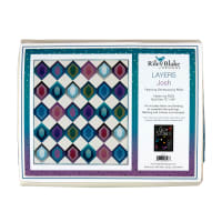 Riley Blake Designs Josh Layers Quilt Kit Gem Stones Multi