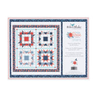 Riley Blake Designs Star Quilt Kit Hedge Rose