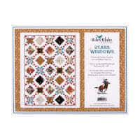 Riley Blak Stars and Windows Quilt Kit in Cowboy Country