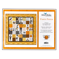 Riley Blake Designs Party Patch Quilt Kit  in Costume Makers Ball