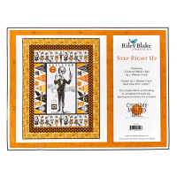 Riley Blake Step Right Up Quilt Kit