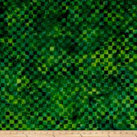 Island Batik Check It Out Check Leprechaun