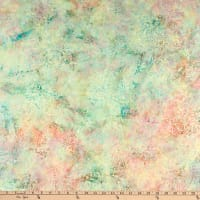 Island Batik Ditty Paisley Drops Light Opal