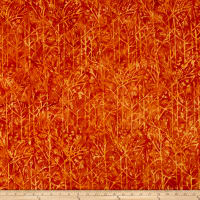 Island Batik Elk Lodge Twigs Burnished Copper