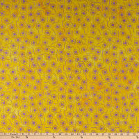 Island Batik Feline Fine Small Flower Lemonade