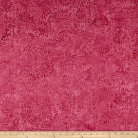 Island Batik Gypsy Rose MUM  Hot Pink