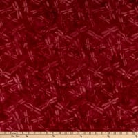 Island Batik Gypsy Rose Dragonfly Cranberry