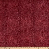 Island Batik Soul Song Speckle Cranberry