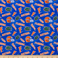 NCAA- Florida 1178 Tone on Tone Orange/Green/Blue/White