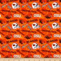 NCAA Oregon State Beavers 1178 Tone on Tone Orange/Black/white